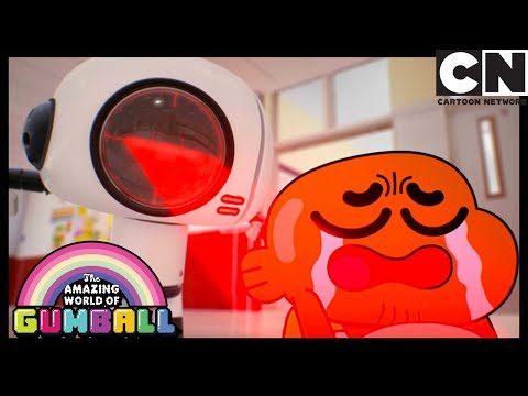 Gumball | Bobert Terminate Gumball Or Whatever | Cartoon Network