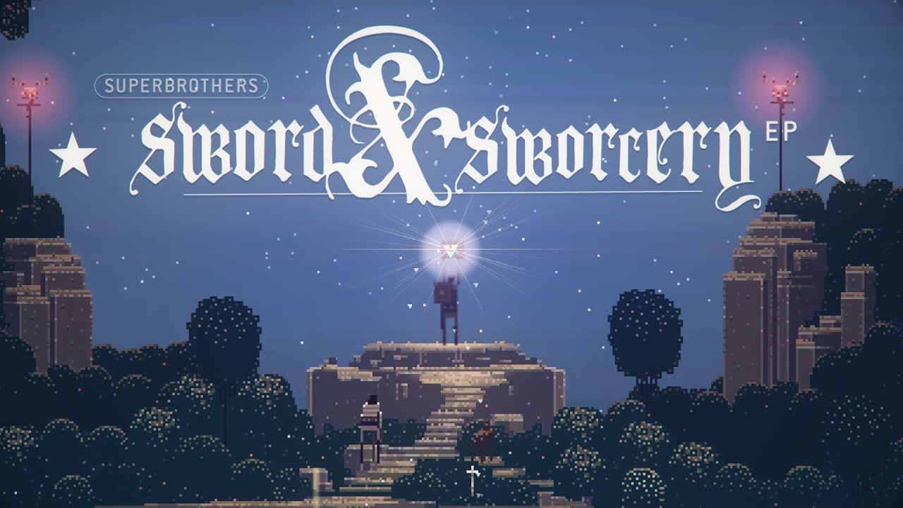 Superbrothers: Sword & Sworcery now on Nintendo Switch! - YouTube