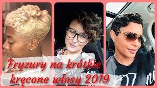 Modne Fryzury Na Krótkie Włosy 2018