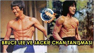 Jackie Chan'in Bruce Lee İle Tanışmasını Ve Sahte Bruce'ları Anlatıyor