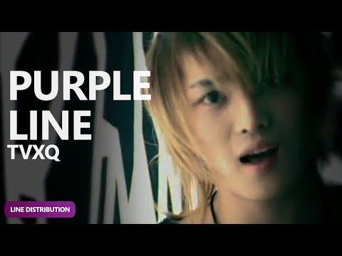 TVXQ - Purple Line (Line Distribution) | TheSeverus
