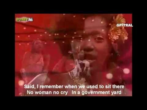 Bey M   No Woman No Cry lyrics