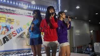 0分35秒から1曲目「STAR DRIVE」。 4分31秒から2曲目「SKY LINE」。