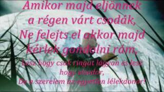 Caramel-Lélekdonor dalszöveggel