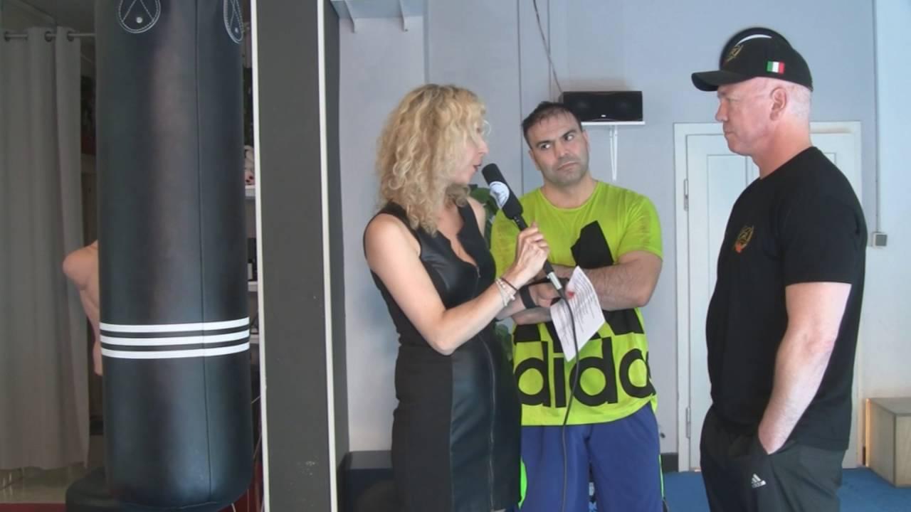 Boxer Graciano Rocchigiani