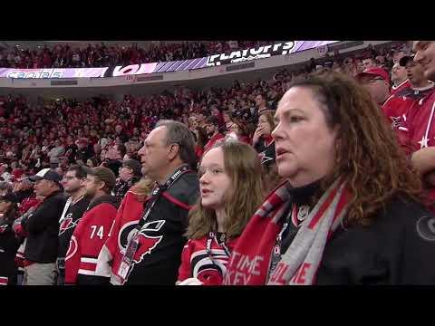 Смотреть Alex Ovechkin vs Andrei Svechnikov, Fighting... онлайн