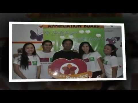 Crowne Plaza & Holiday Inn Manila Celebrate Service 2014