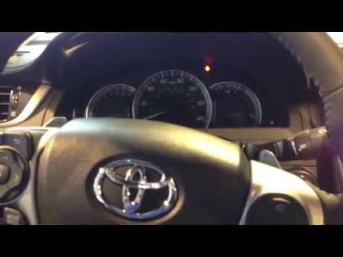 Toyota Blind Spot Monitoring Youtube