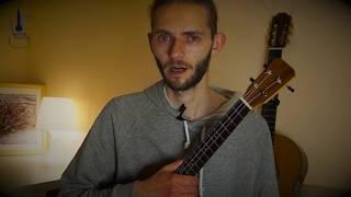 Как играть боем на укулеле грамотно (Урок 1)