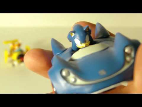 Review: Sonic & Sega All-Stars Racing Four Pack: Sonic, Tails, Beat, & Eggman