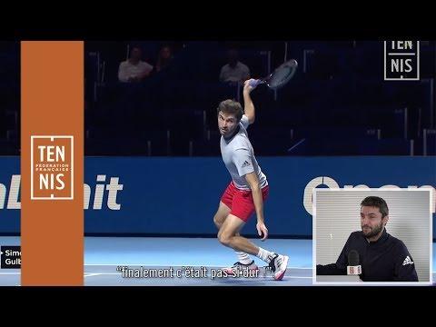 Mes hot shots - Gilles Simon | FFT