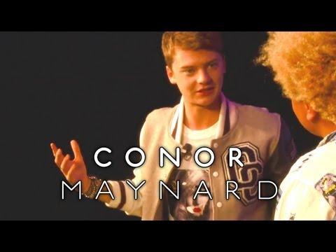 Conor Maynard - Google Q&A