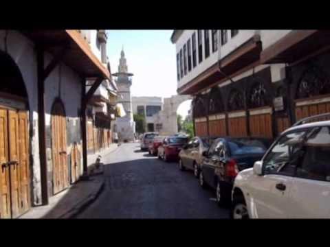 City Tour in One Minute: Damascus, Syria