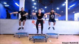Pitbull Feat. Shakira - Get It Started (Remix)/Coreografia/Gaspar Multifit/Jump Class