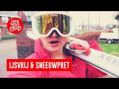 #31 Dollen in de sneeuw & snelheidsduivels op glad ijs - FrisChicks
