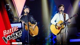 ป็อก VS อั๋น- เหตุผล - Battle - The Voice Thailand 2018 - 11 Feb 2019