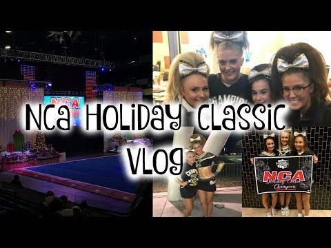 NCA Holiday Classic Vlog