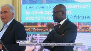 Yvelines. 85 000 euros pour l'Afrique