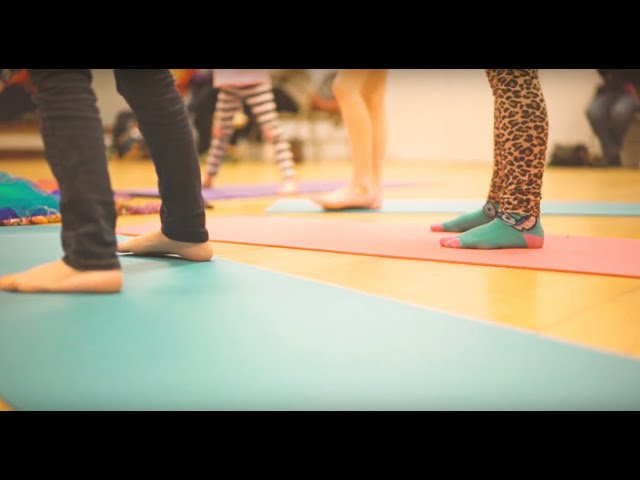 Become a Yoga Warrior | Kids Yoga Highlights | Sarah's Yoga Warriors
