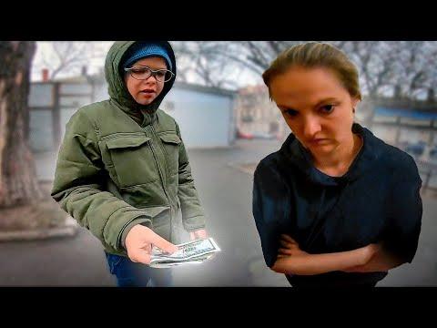 ШКОЛЬНИК УКРАЛ У МАМКИ 300000 РУБЛЕЙ