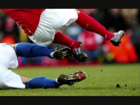 how to break ur leg