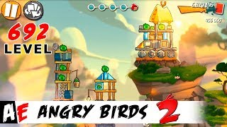 Angry Birds 2 LEVEL 692
