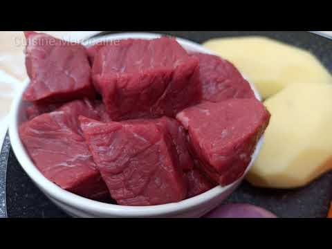 tajine-à-la-poêle‼️oui,-tout-le-monde-peut-le-préparer-et-profiter-du-bon-goût😋🔝-beef-tagine-recipe
