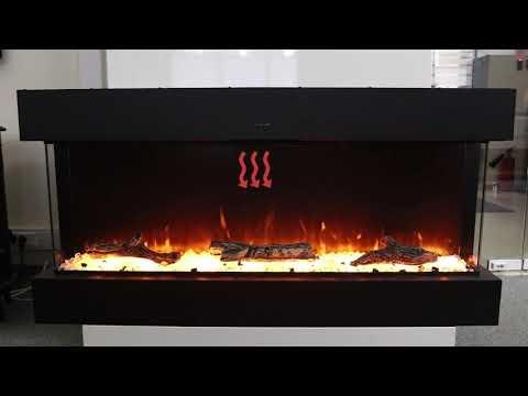 Электрический Очаг Royal Flame Astra 72 RF. Видео 1
