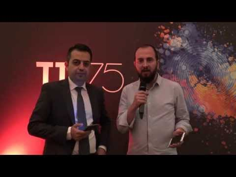 Türk Telekom  TT175 Modelini Baran Yurdagül İle Konuştuk