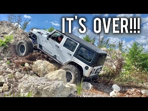 This is what really happened to my Jeep Wrangler JK