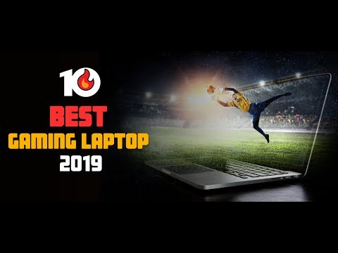 10 best gaming laptops 2019