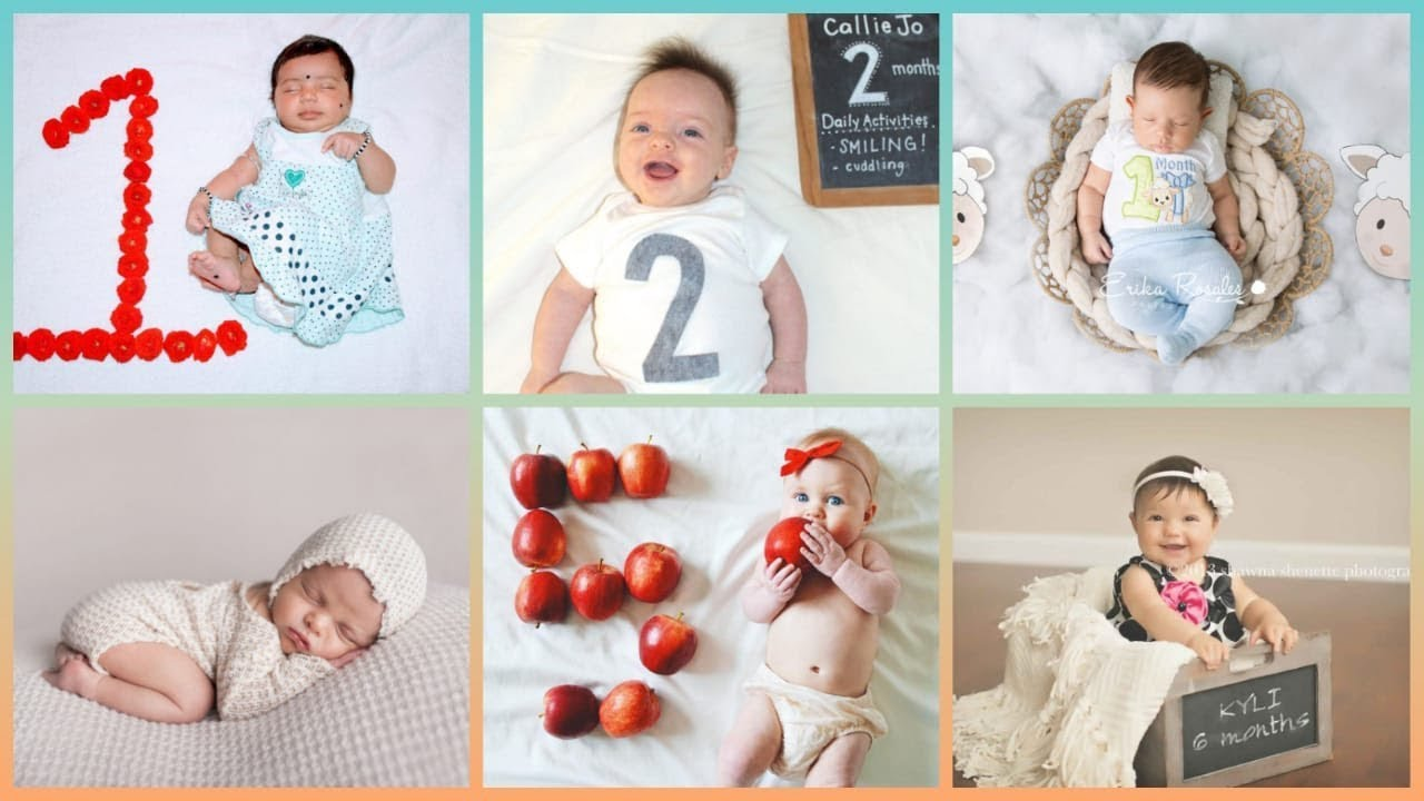 Baby Photoshoot At Home Ideas Creative Baby Photography