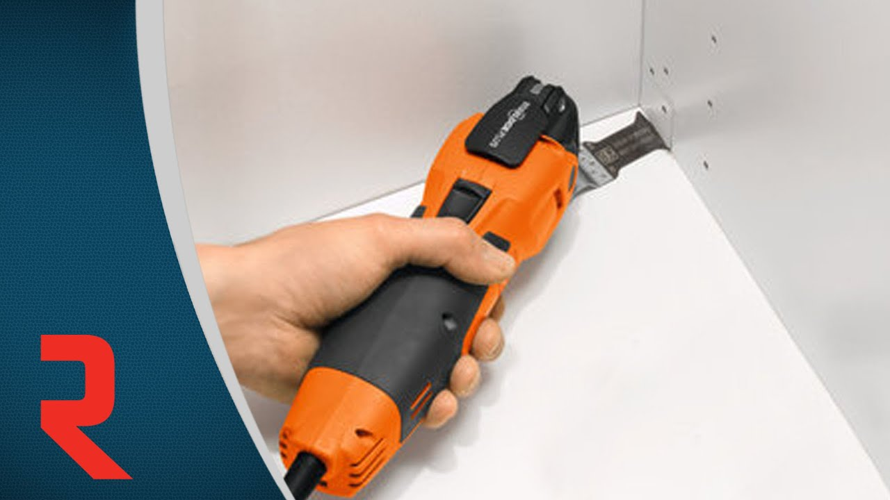 How To Accurately Cut Out A Precise Lateral Access Hole From One Kitchen Cabinet To Another