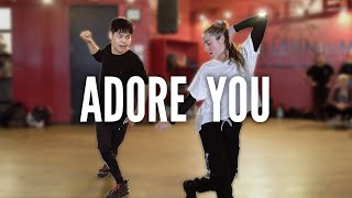 Download Lagu HARRY STYLES - Adore You Kyle Hanagami Choreography MP3