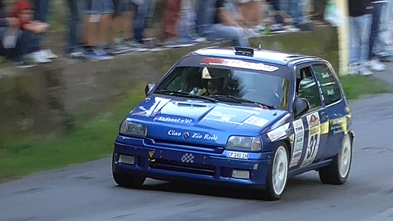 RENAULT CLIO WILLIAMS Gr A: BEST OF RALLY 2014