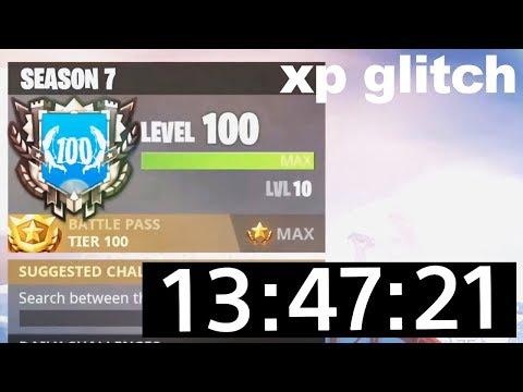 I found a WORKING XP glitch in Season 7 of Fortnite.. thumbnail