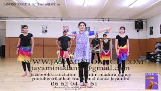 Godasaraba 12 Jajamini Madura Dance Academy in Paris