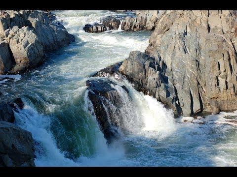 Visiting Great Falls Park, National Park in Great Falls, Virginia, United States