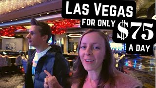 The BEST TIPS to do LAS VEGAS CHEAP in 2020!!