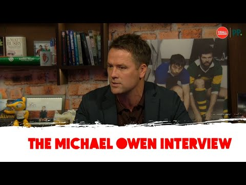 The Michael Owen interview: Liverpool, Manchester United & arguments