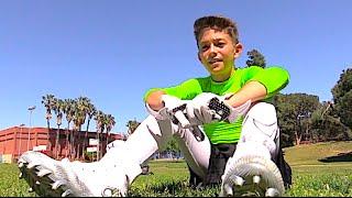 Wilke Wiles : 11 Year Old  Baller : LA City Ducks Youth Spotlight