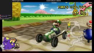 "The ""best"" Mario Kart Game - Mario Kart Wii Stream 09.12.2019"