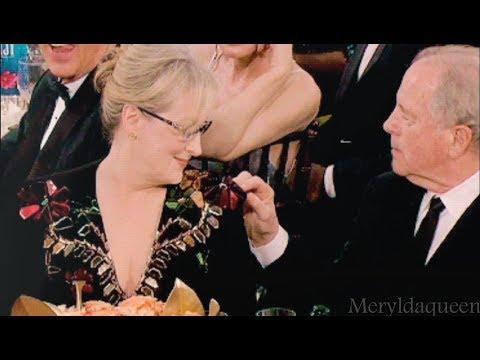Meryl Streep and Don Gummer // 39th anniversary