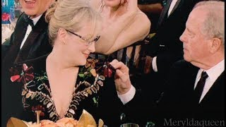 Meryl Streep and Don Gummer // 39th anniversary