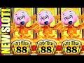 NEW! GOLD STACKS 88 (ROYAL MONKEY) 🐒 MYSTERY CHOICE TEMPTATION! Slot Machine (Aristocrat Gaming)