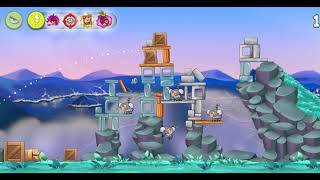 Angry Birds Game Play!! Funny Angry Birds Game Video ❤❤  Game and Kids Fun ❤❤