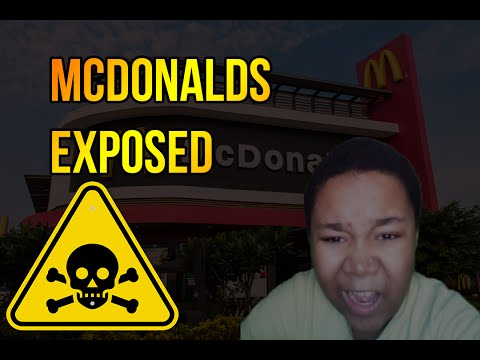 McDonalds Is Toxic! | Disgusting Facts Reaction