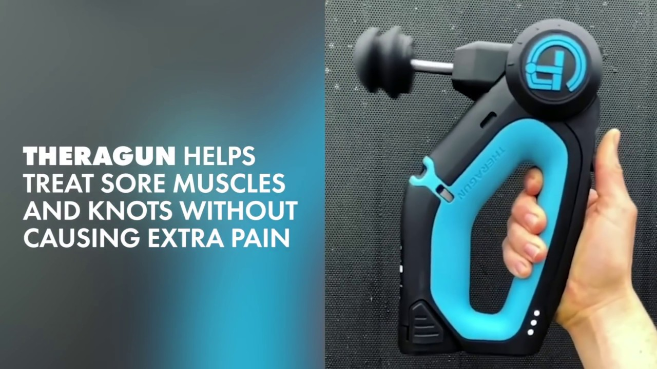 Your muscles deserve the new Theragun that costs half as much as the