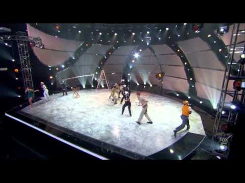 [SYTYCD S09 Top 10] Group Performance (Broadway, Tyce Diorio)