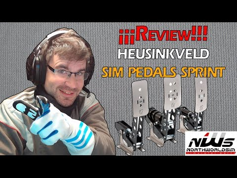 Review - Heusinkveld Sim Pedals Sprint by Enrique Yusta